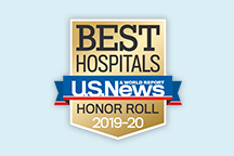 Named #1 in Psychiatry by U.S. News & World Report